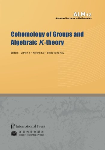 Cohomology of Groups and Algebraic K-theory (volume: various contributors]