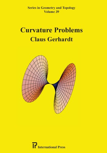 9781571461629: Curvature Problems (Series in Geometry and Topology)