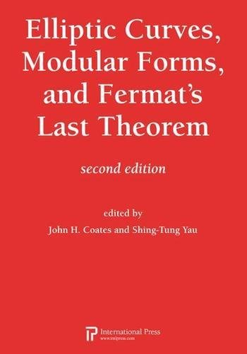 Elliptic Curves, Modular Forms and Fermat's Last Theorem, 2nd Edition (2010 re-issue): [...
