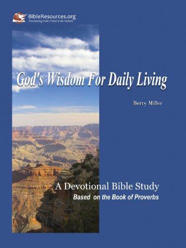 Gods Wisdom for Daily Living