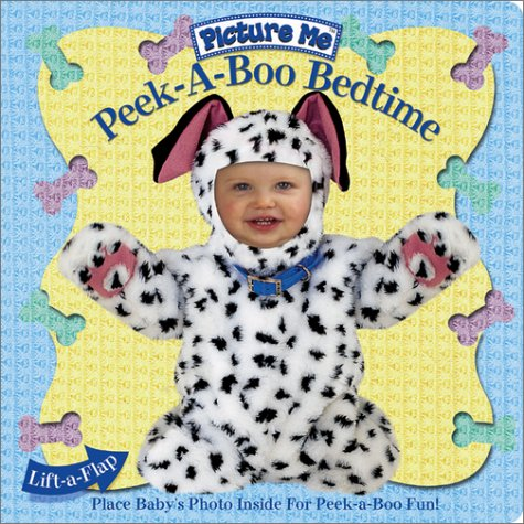 9781571515926: Peek-a-Boo Bedtime (Picture Me)