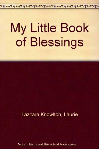 9781571517555: My Little Book of Blessings