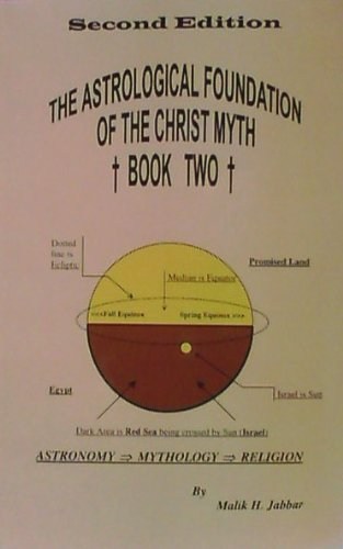 The Astrological Foundation of the Christ Myth,: Malik H Jabbar