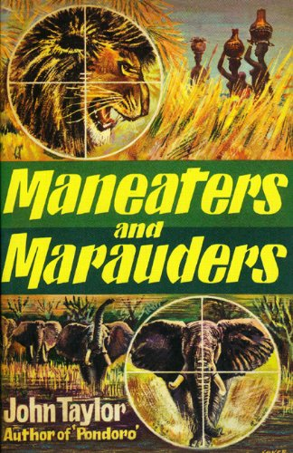 9781571573117: Maneaters and Marauders