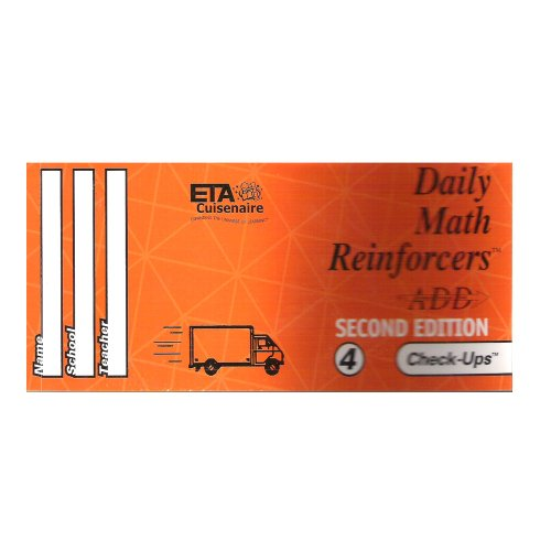 9781571629562: Daily Math Reinforcers