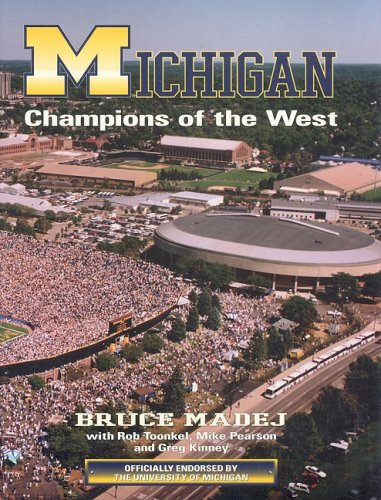 9781571671158: Michigan: Champions of the West!