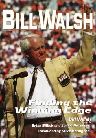 Finding the Winning Edge: Billick, Brian; Walsh, Bill; Peterson, James