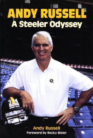 9781571672353: Andy Russell: A Steeler Odyssey
