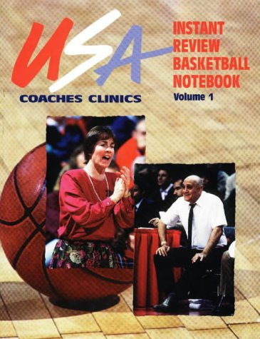 9781571672667: USA Coaches Clinics Instant Review Basketball Notebook, Vol. 1