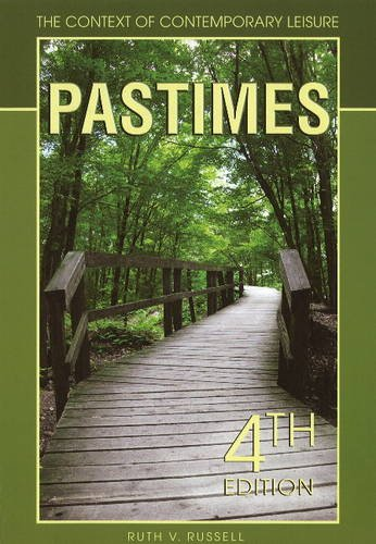 9781571675453: Pastimes: The Context of Contemporary Leisure