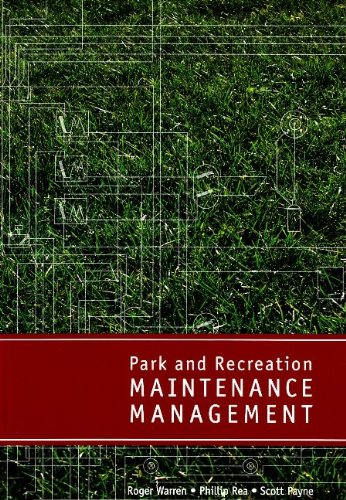 9781571675682: Park and Recreation Maintenance Management