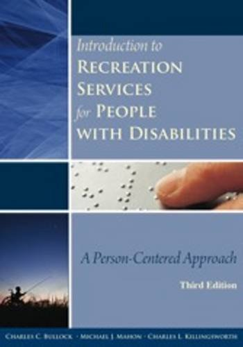 9781571675743: Introduction to Recreation Services for People with Disabilities