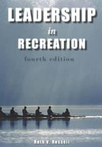 Leadership in Recreation: Ruth V. Russell
