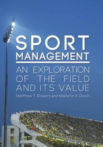 9781571677266: Sport Management