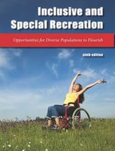 Inclusive & Special Recreation: Ralph W Smith