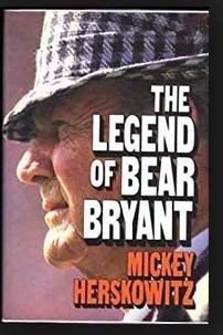 9781571682888: The Legend of Bear Bryant