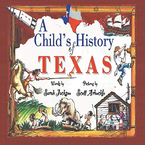 9781571683564: A Childs History of Texas (Revised)