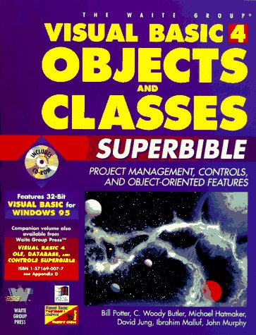 9781571690067: Visual Basic 4 Objects & Classes: Superbible