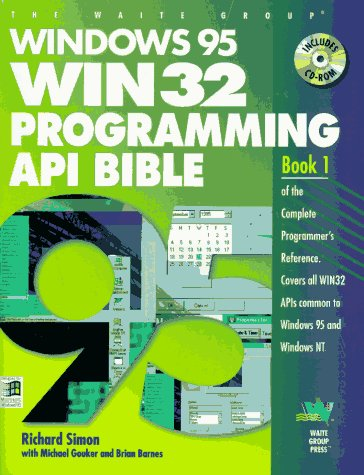 9781571690098: Windows 95 Windows 32 Programming API Bible: Win32 Programmer's Reference (Complete Programmer's Reference)