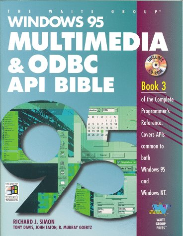 9781571690111: Windows 95: Multimedia and Networking Bible (Complete programmer's reference)