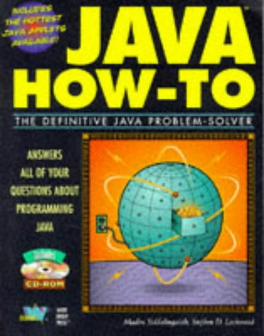 9781571690357: Java How-To: The Definitive Java Problem-Solver