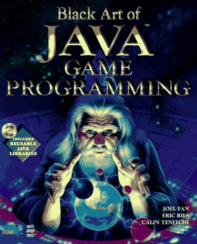9781571690432: Black Art of Java Game Programming with CDROM
