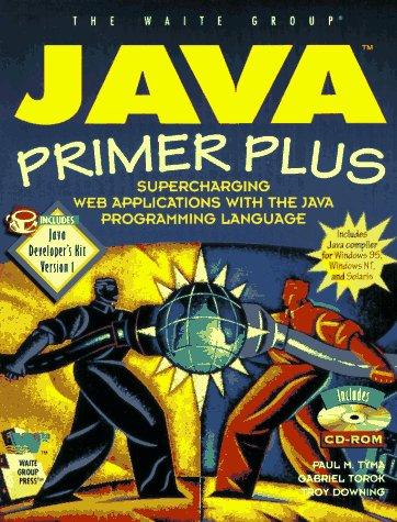 9781571690623: Java Primer Plus: Supercharging Web Applications With the Java Programming Language