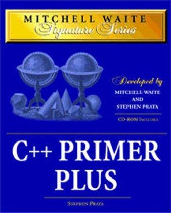 The Waite Group's C++ Primer Plus (1571691626) by Prata, Stephen