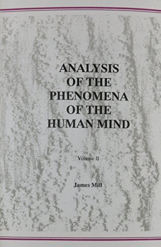 9781571710147: Analysis of Phenomena of the Human Mind