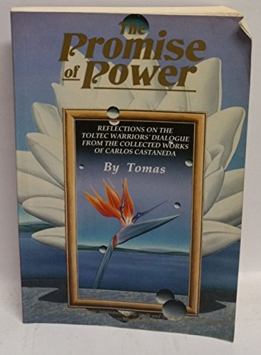 9781571740243: The Promise of Power: Reflections on the Toltec Warriors' Dialogue from the Collected Works of Carlos Castaneda