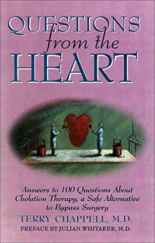 Questions From The Heart: Answers to 100: Terry Chappell, Julian