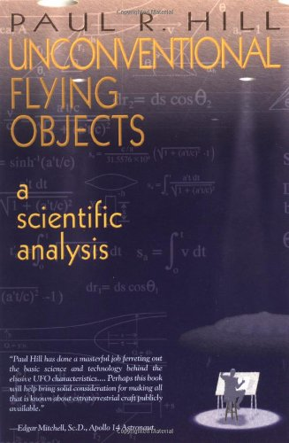 9781571740274: Unconventional Flying Objects: A Scientific Analysis