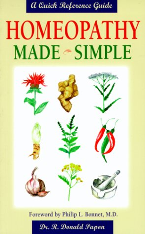 9781571741103: Homeopathy Made Simple: A Quick Reference Guide