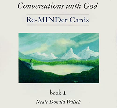 9781571741189: Conversations with God: Reminder Cards: An Uncommon Dialogue