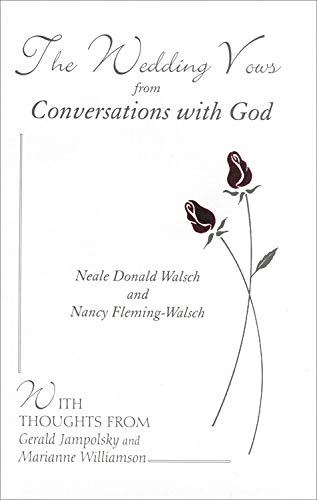 9781571741615: The Wedding Vows from Conversations with God: with Nancy Fleming-Walsch