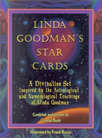 9781571741851: Linda Goodman's Star Cards: A Divination Set Inspired by the Astrological and Numerological Teachings of Linda Goodman