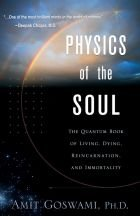 PHYSICS AND THE SOUL:; The Quantum Book of Living, Dying, Reincarnation, and Immortality (9781571742506) by Goswami, Amit