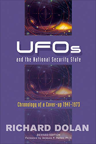9781571743176: Ufos and the National Security State: Chronology of a Cover-up: 1941-1973
