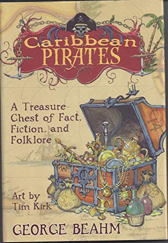9781571745538: Caribbean Pirates: A Treasure Chest of Fact, Fiction, and Folklore