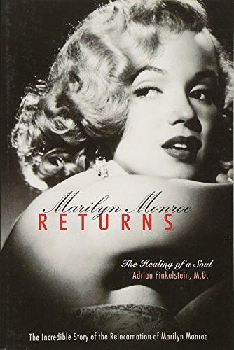 9781571745552: Marilyn Monroe Returns: The Healing of a Soul