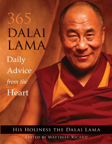 9781571746818: 365 Dalai Lama: Daily Advice from the Heart
