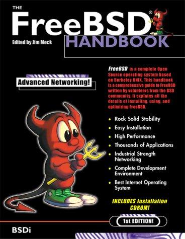The FreeBSD Handbook: Jim Mock