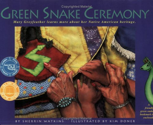 9781571780577: Green Snake Ceremony (Greyfeather Series)