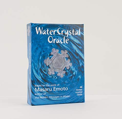 9781571781772: Water Crystal Oracle: Based on the Work of Masaru Emoto