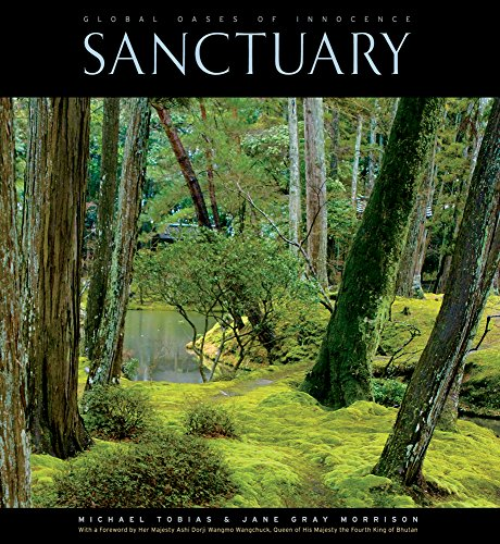 Sanctuary: Global Oases of Innocence: Tobias, Michael; Morrison, Jane