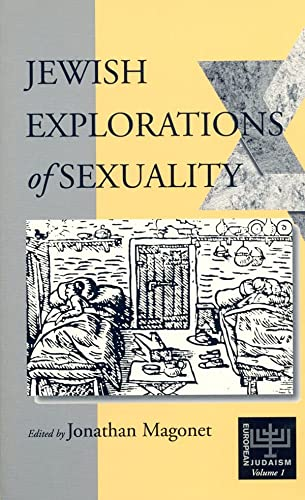 9781571810298: Jewish Explorations of Sexuality: 001 (European Judaism)