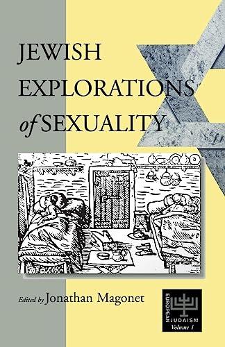 9781571810298: Jewish Explorations of Sexuality: 001 (European Judaism)