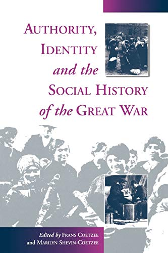Authority, Identity and the Social History of