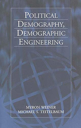 9781571812537: Political Demography, Demographic Engineering