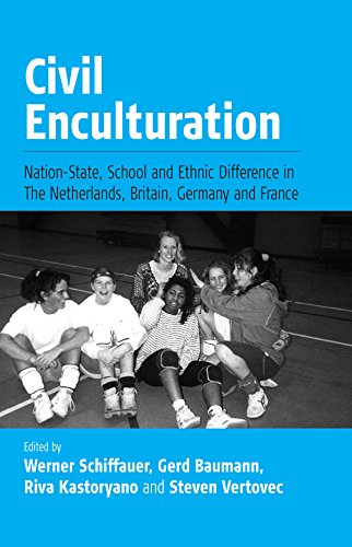 9781571815958: Civil Enculturation: Nation-State, School and Ethnic Difference in The Netherlands, Britain, Germany, and France